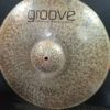 Crash-ride Groove Cymbals Raw Complex Series