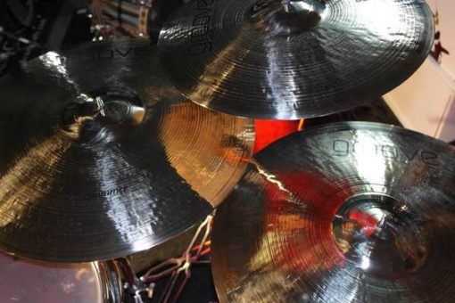 Groove Cymbals Shimmer Series