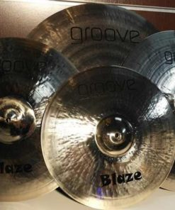 Sets Platos Groove Cymbals