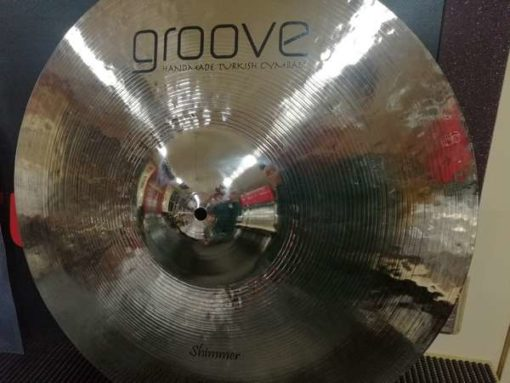 Ride Groove Cymbals Shimmer Series (megabell)