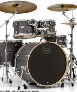 "Batería Mapex Mars Series Rock 22""-10""-12""-16""/14"" (Smokewood)"