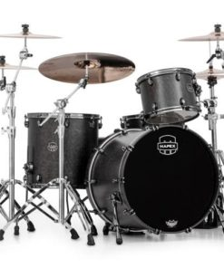 "Batería Mapex Saturn V MH Exotic Club 18""-12""-14"" (Satin Black Maple Burl)"