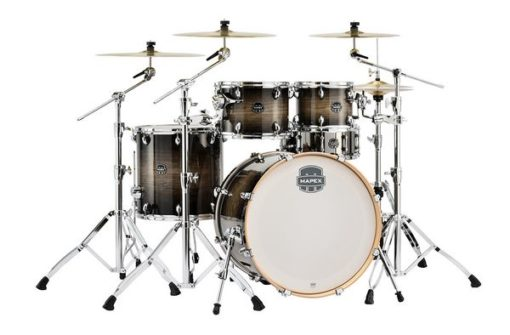 "Batería Mapex Armory Rock 22""-10""-12""-16""/14"" (Black Dawn)"