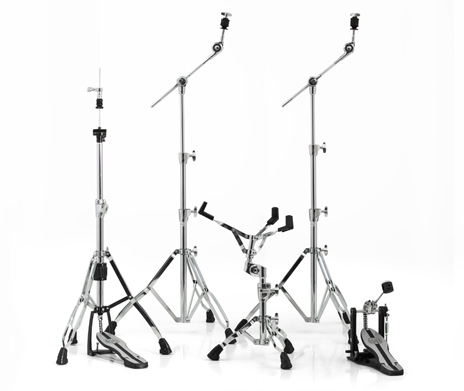 Set herrajes Mapex Mars 600 Series (chromed)