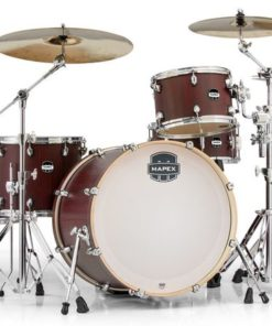 "Batería Mapex Mars Series Crossover 22""-12""-14""-16""/14"" (Bloodwood)"