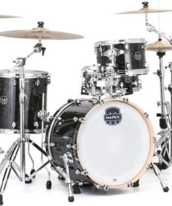 "Batería Mapex Saturn V Tour Edition 20""-12""-14"" (Black Pearl)"