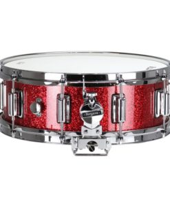 "Snare Drum Rogers 14X05"" Dyna-Sonic Red Sparkle (lugs Beavertail)"