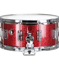 """Snare Drum Rogers 14X6,5"""" Dyna-Sonic Red Sparkle (lugs Beavertail)"""