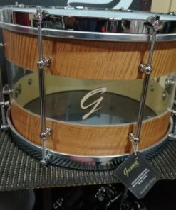 Snare Drum Groove Drum Co - Hybrid Acrylic / Sycamore 14x9