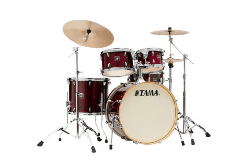"Batería Tama Superstar Classic Maple Exotic 5pc - 22"" (Gloss Garnet Lacebark Pine)"