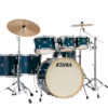 "Batería Tama Superstar Classic Maple Exotic 7pc - 22"" (Gloss Sapphire Lacebark Pine)"