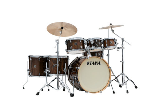 "Batería Tama Superstar Classic Maple Exotic 7pc - 22"" (Gloss Java Lacebark Pine)"