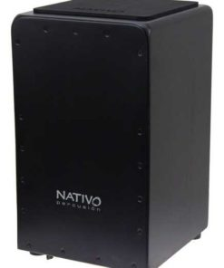 Cajón Nativo Percusion Iplus Studio Black