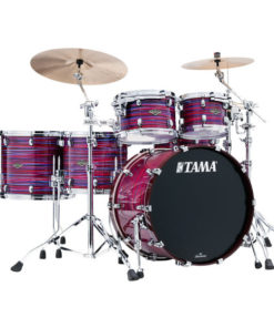"Batería Tama Starclassic Walnut/Birch Lacquer 5pc - 22"" (Lacquer Phantasm Oyster)"