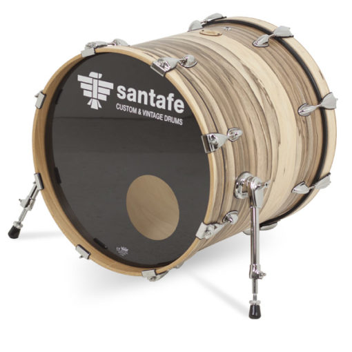 Bombo santafé Drums ABD Cover Series