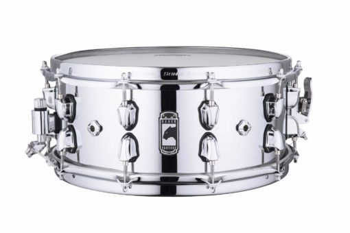 """Snare Drum Mapex Black Panther Cyrus Steel 14x6"""""""