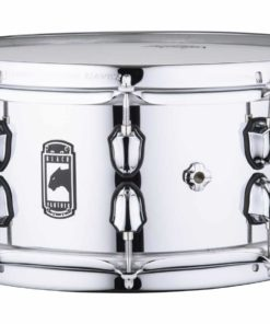 Snare Drum Mapex Black Panther Cyrus Steel 14x6""