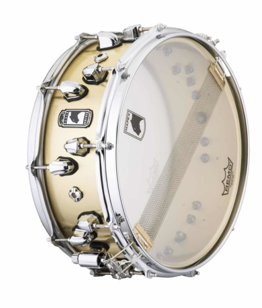 Snare Drum Mapex Black Panther Metallion Brass 14x5,5""