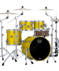 "Batería Mapex Saturn Evolution Fusion 20""-10""-12""-14"" (Satin Tuscam Yellow)"