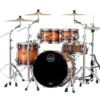 "Batería Mapex Saturn Evolution Fusion 20""-10""-12""-14"" (Exotic Sunburst)"