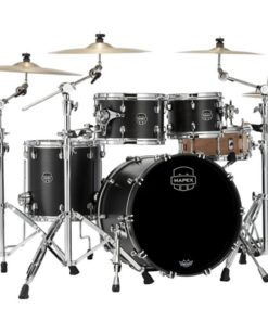 "Batería Mapex Saturn 2020 Renew Fusion 20""-10""-12""-14"" (Satin Black)"