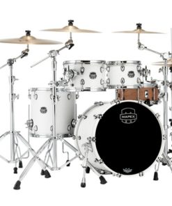 "Batería Mapex Saturn 2020 Renew Fusion 20""-10""-12""-14"" (Satin White)"