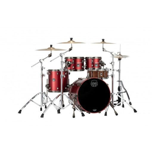 "Batería Mapex Saturn Evolution Fusion 20""-10""-12""-14"" (Tuscan Red)"