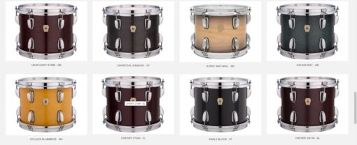 Carta de Colores Ludwig Classic Maple_4