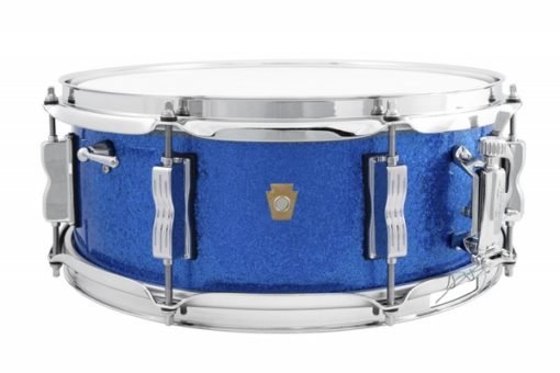 Ludwig Jazz Fest Blue Sparkle
