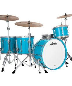 """Batería Ludwig Classic Maple (Heritage Blue Finish) 20""""-12""""-16""""-18"""""""