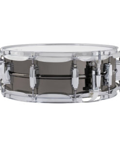 "Snare Drum Ludwig Black Beauty Brass 14x5"" (LB416)"