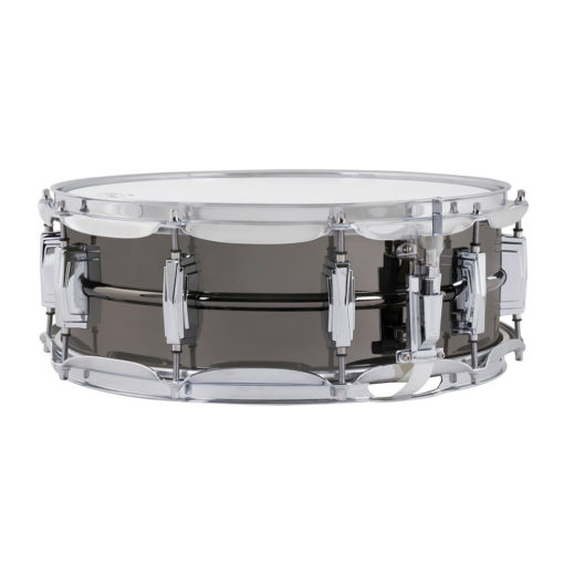"""Snare Drum Ludwig Black Beauty Brass 14x5"""" (LB416)"""