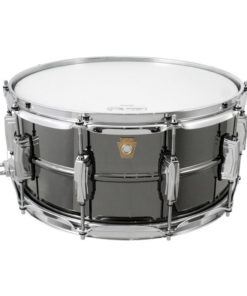 "Snare Drum Ludwig Black Beauty Brass 14x6,5"" (LB417)"
