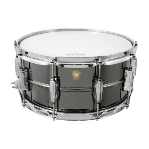 """Snare Drum Ludwig Black Beauty Brass 14x6,5"""" (LB417)"""