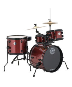 """Batería Ludwig Pocket Kit Red Wine Sparkle 16"""" (LC178X)"""