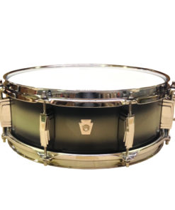 """Snare Drum Ludwig Club Date Snare 14x5"""" - Vintage Blue Silver (LS654XXU1)"""