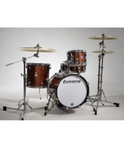 """Batería Ludwig Breakbeats Wine Red Sparkle 16"""" (LC179XX)"""
