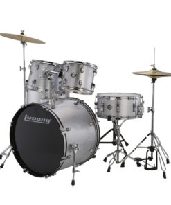 "Batería Ludwig Accent Drive Silver Foil 22"" - full set (LC175)"