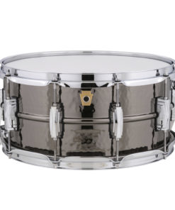 "Snare Drum Ludwig Black Beauty Brass Hand Hammered 14x6,5"" (LB417K)"