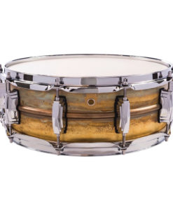 """Snare Drum Ludwig Raw Brass Phonic 14x5"""" (LB454R)"""