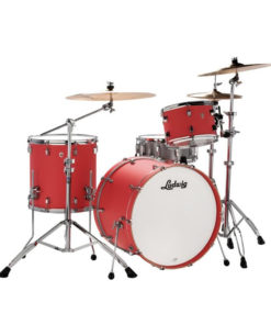 "Batería Ludwig Neusonic Downbeat Coral Red 20""-12""-14"" (L24023TX)"