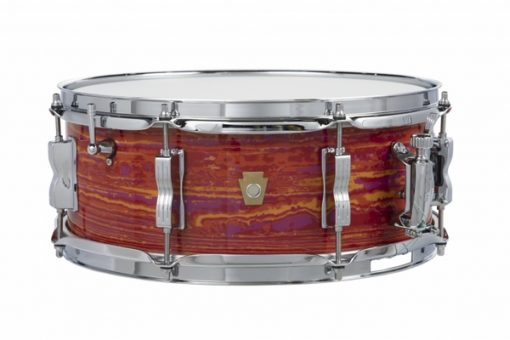 Ludwig Jazz Fest Mod Orange