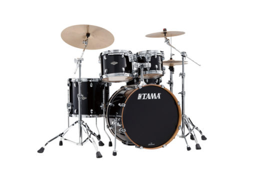 Batería Tama Starclassic Performer Maple/Birch 4pc – 22″ (Piano Black)