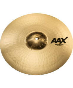 "Crash Sabian 16"" AAX - Medium - Brilliant finish (21608XCB)"
