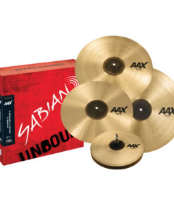 Set Platos Sabian AAX - Promotional Set - Natural (25005XCPN)