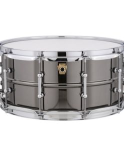 "Snare Drum Ludwig Black Beauty Brass 14x6,5"" Tube Lugs (LB417T)"