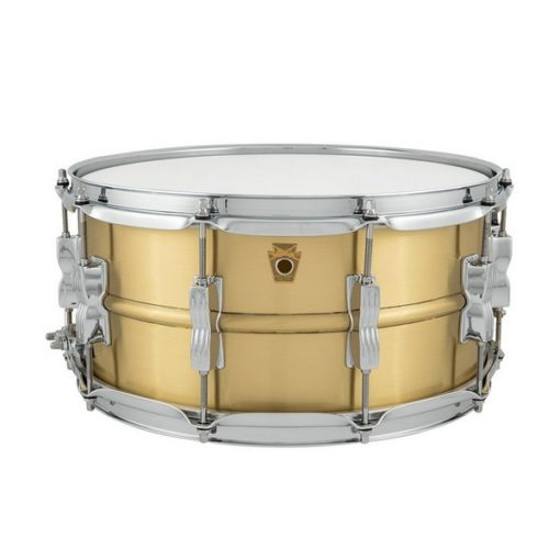 "Snare Drum Ludwig Acro Brass 14x6,5"" (LB654B)"