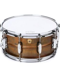 Snare Drum Ludwig Raw Brass Copperphonic 14x6,5