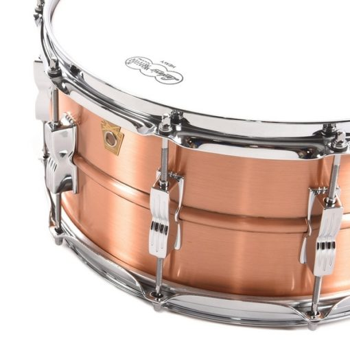 "Snare Drum Ludwig Acro Copper 14x6,5"" (LC654B)"
