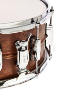 """Snare Drum Ludwig Raw Brass Copperphonic 14x6,5"""" (LC663)"""